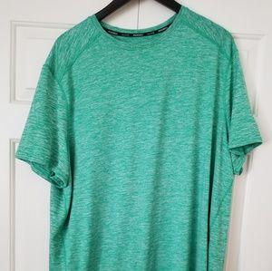 Mens dri-fit casual tshirt